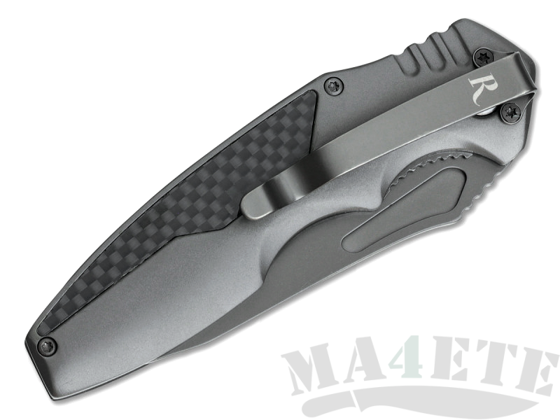 картинка Складной нож Buck Remington Tactical Series Titanium R30002 от магазина ma4ete