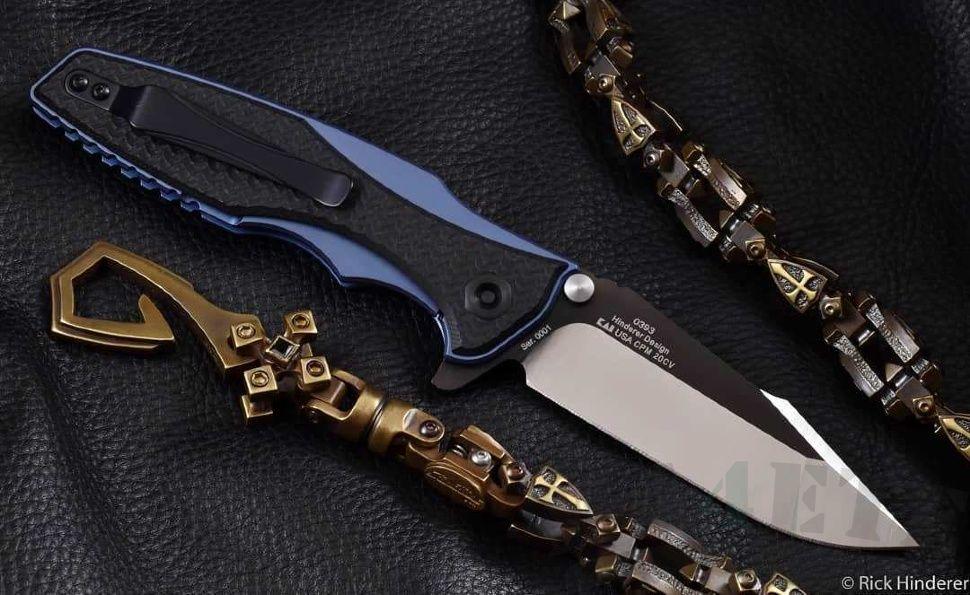 картинка Складной нож Zero Tolerance 0393 от магазина ma4ete