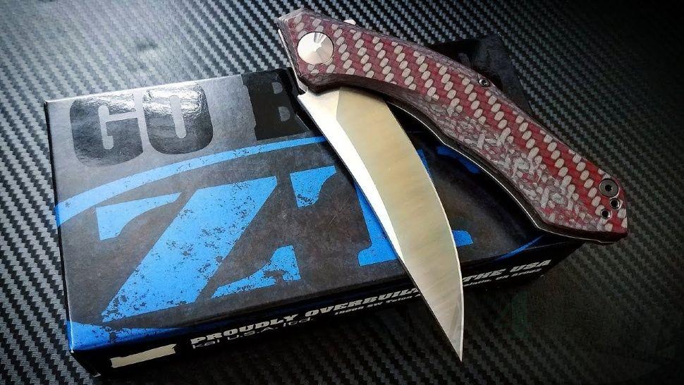 картинка Складной нож Zero Tolerance 0462 от магазина ma4ete