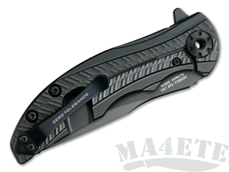 картинка Складной нож Zero Tolerance K0609BLK от магазина ma4ete