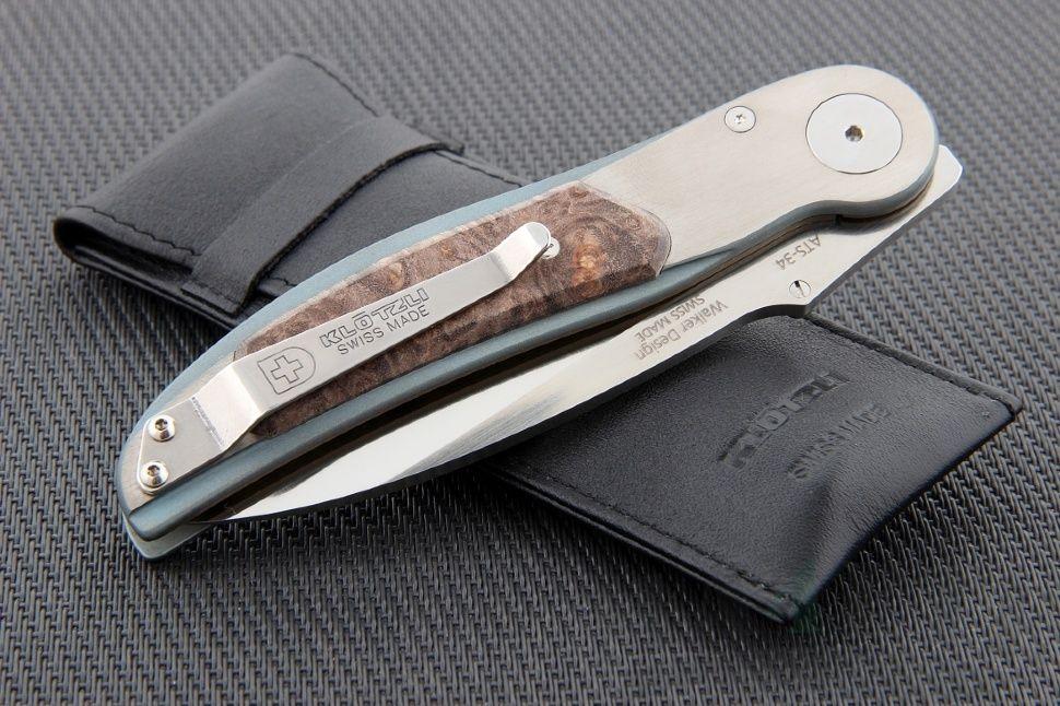 картинка Складной нож Klotzli Walker 05 WB C KL_WALK-05-WB-C от магазина ma4ete