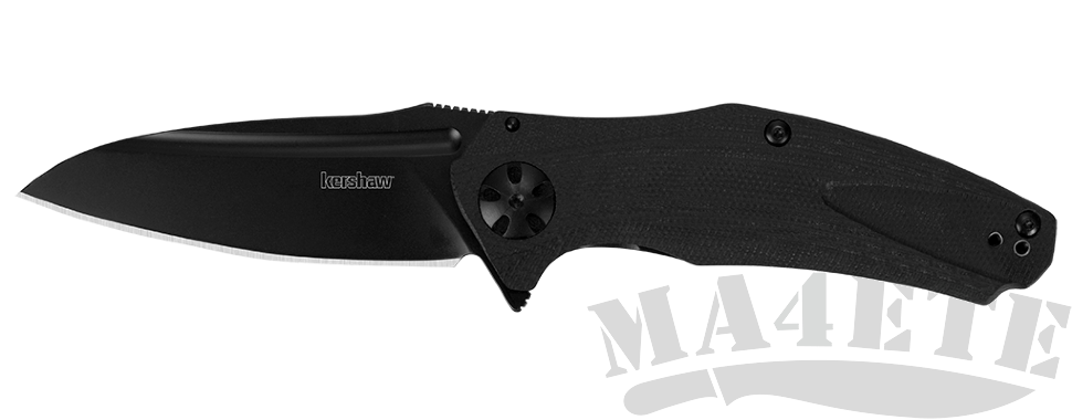 картинка Складной полуавтоматический нож Kershaw Natrix Black K7007BLK от магазина ma4ete