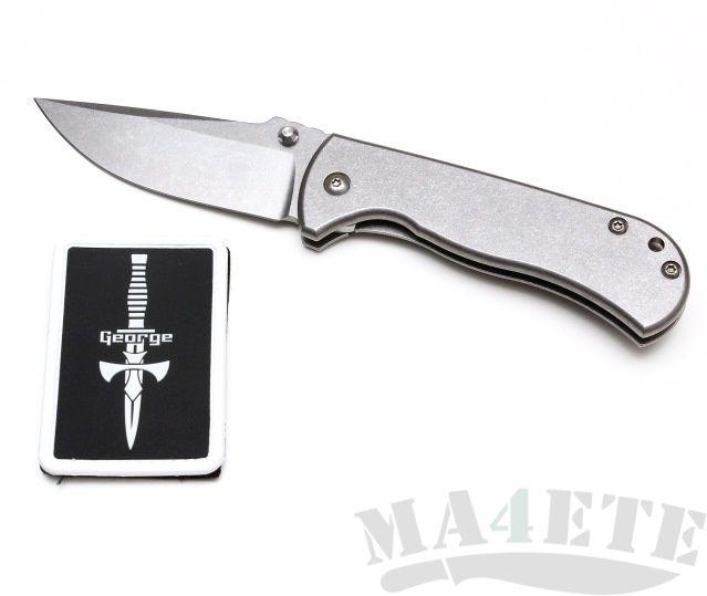 картинка Складной нож Les George Knives Talos LG_Talos от магазина ma4ete