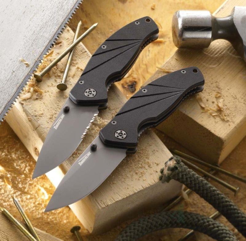 картинка Складной нож Gatco®Timberline Workhorse GT4303 от магазина ma4ete