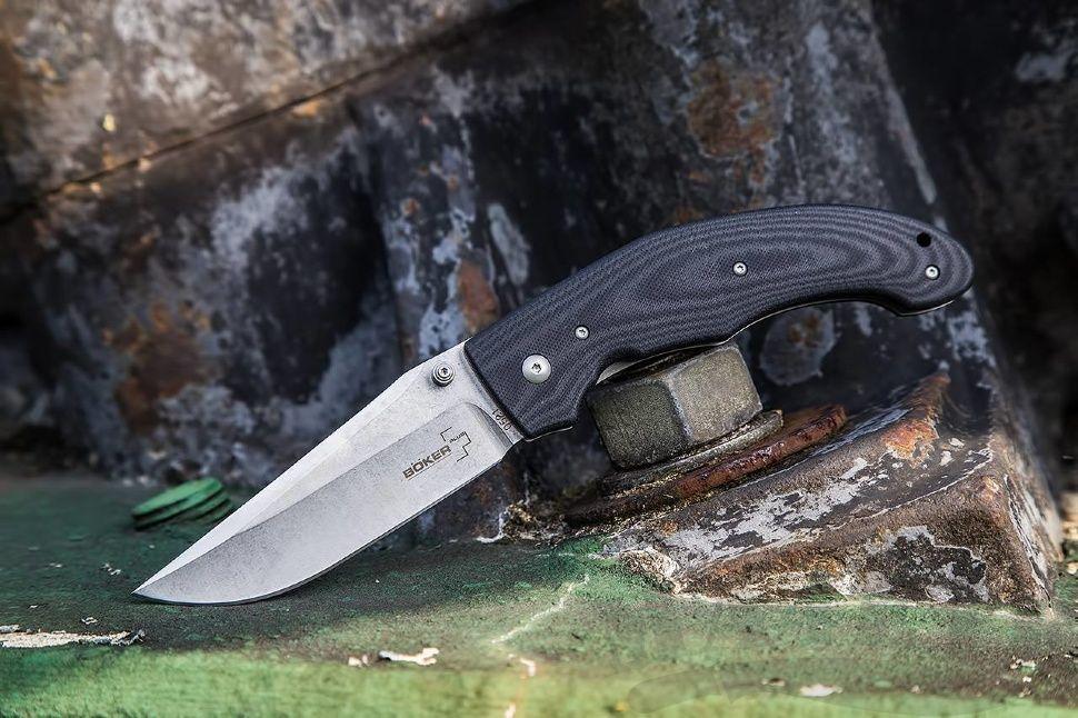 картинка Складной нож Boker Plus Gitano 01BO364 от магазина ma4ete