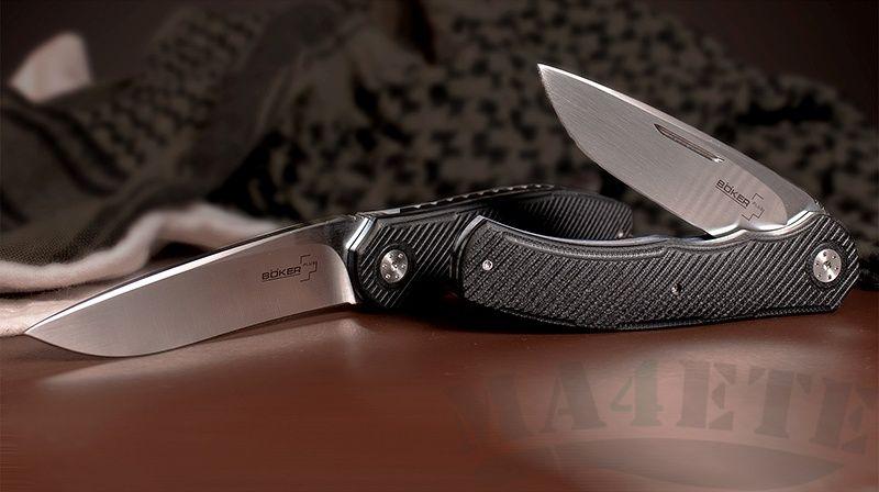 картинка Складной нож Boker Plus A² 01BO350 от магазина ma4ete