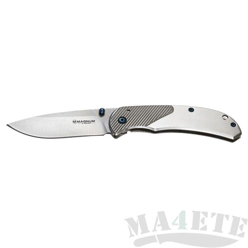 картинка Складной нож Boker Magnum Blue Dot 01RY863 от магазина ma4ete
