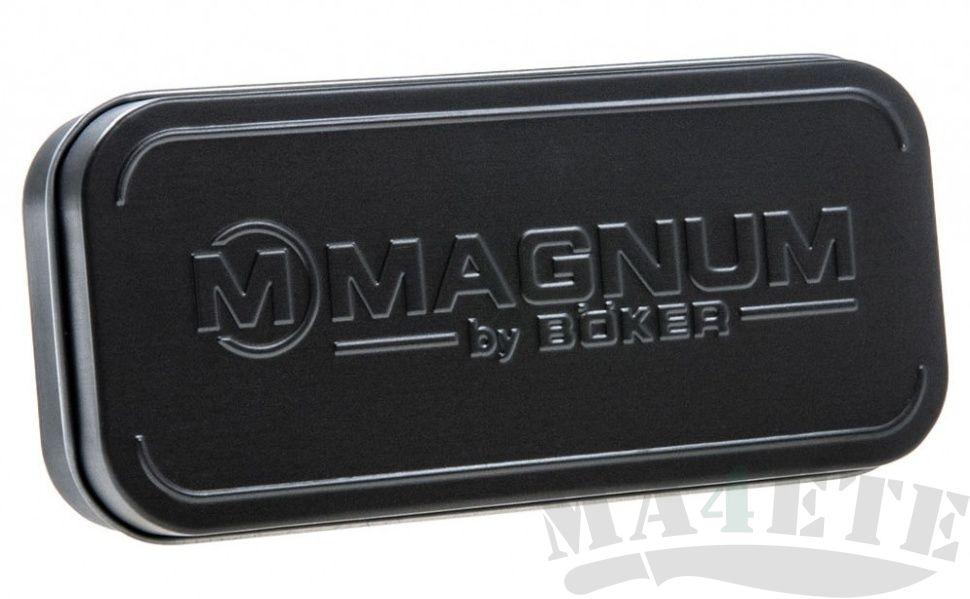 картинка Складной нож Boker Magnum Blue Line 01SC001 от магазина ma4ete