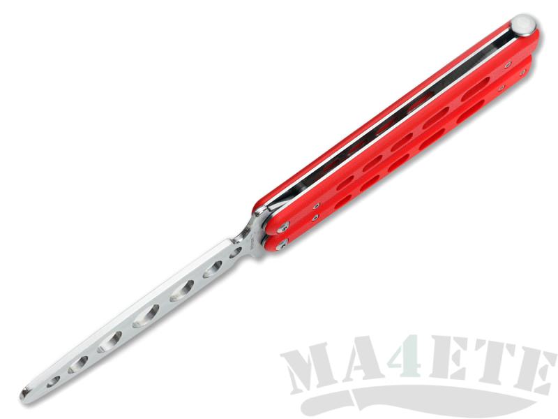 картинка Тренировочный нож - бабочка Boker Plus Balisong Trainer 01BO712 от магазина ma4ete