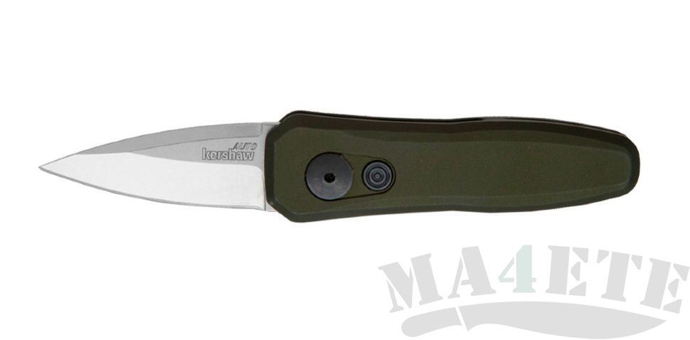 картинка Складной автоматический нож Kershaw Launch 4 OD Green K7500OLSW от магазина ma4ete
