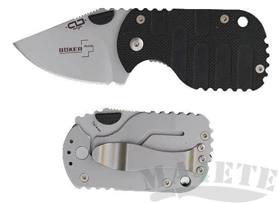 картинка Складной нож Boker Plus Subcom 01BO589 от магазина ma4ete