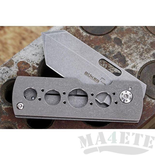картинка Складной нож Boker Plus Pelican 01BO729 от магазина ma4ete