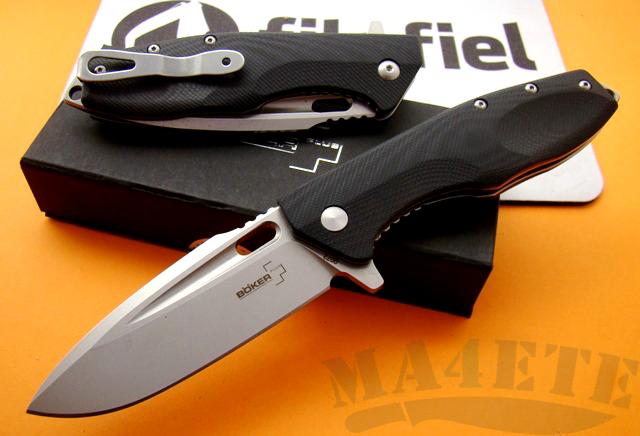 картинка Складной нож Boker Plus Caracal Folder 01BO771 от магазина ma4ete