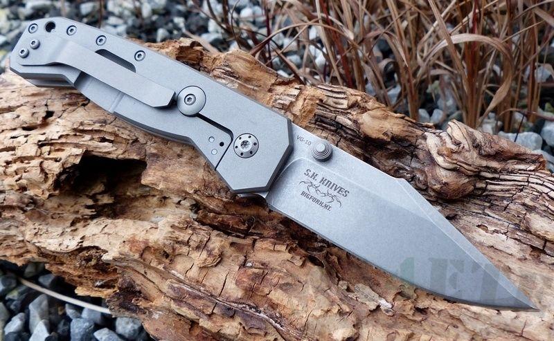 картинка Складной нож Boker Plus Scoundrel 01BO760 от магазина ma4ete