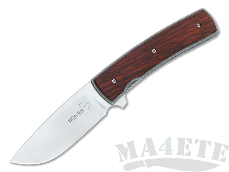 картинка Складной нож Boker Plus FR Cocobolo 01BO744 от магазина ma4ete
