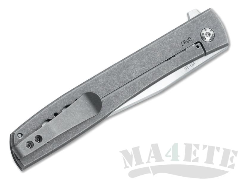 картинка Складной нож Boker Plus Urban Trapper Grand 01BO736 от магазина ma4ete