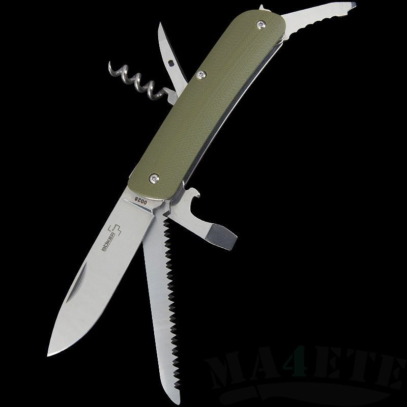 картинка Складной нож - мультитул Boker Tech Tool Outdoor 6 01BO818 от магазина ma4ete