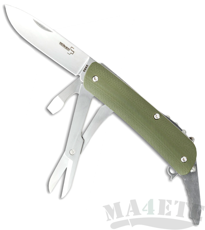 картинка Складной нож - мультитул Boker Tech Tool Outdoor 3 01BO813 от магазина ma4ete