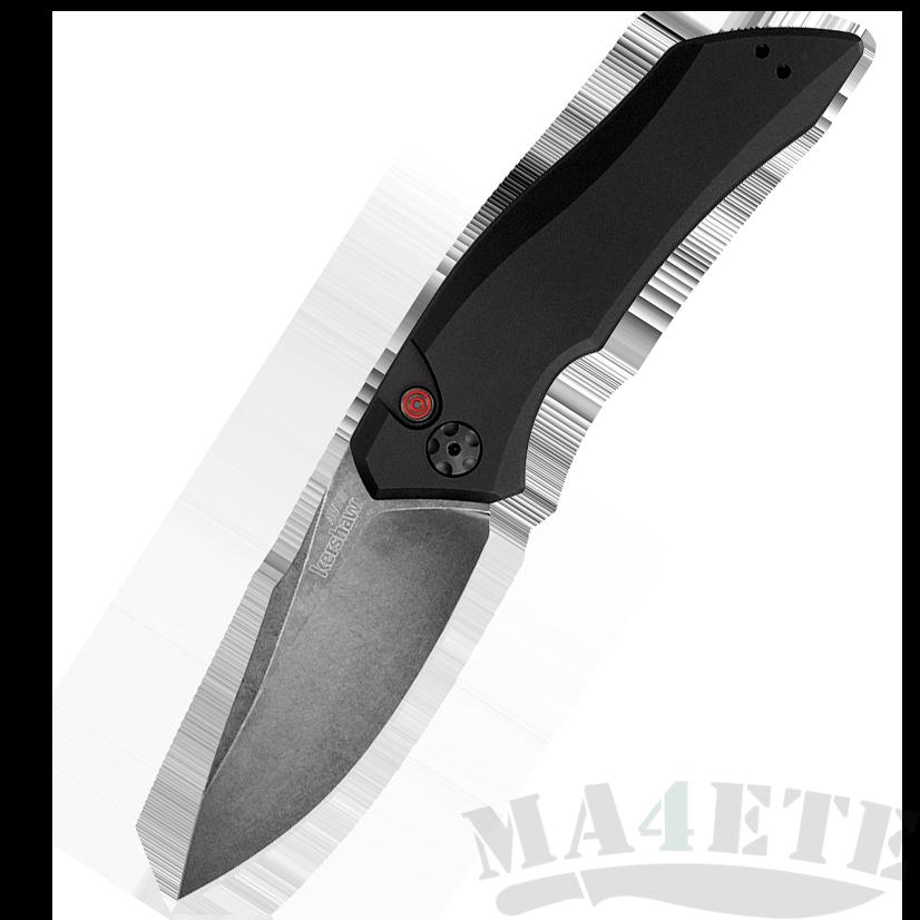 картинка Складной автоматический нож Kershaw Launch 1 K7100BW от магазина ma4ete