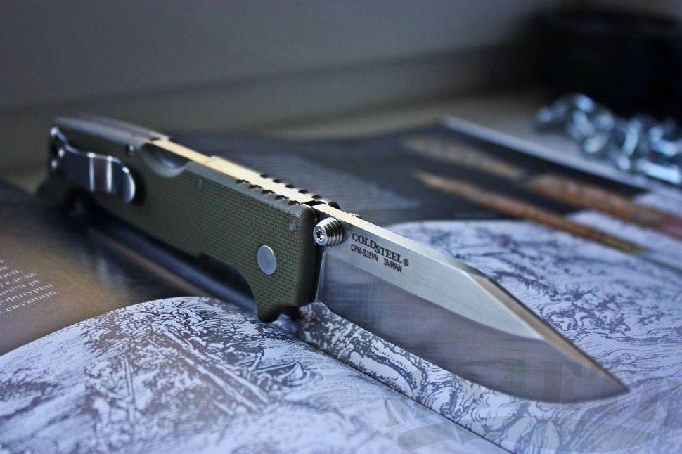 картинка Складной нож Cold Steel SR1 62L от магазина ma4ete
