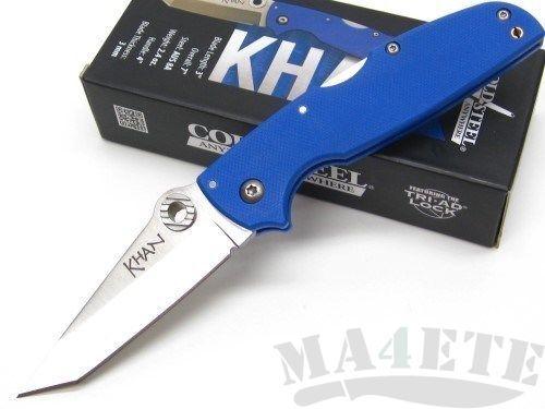 картинка Складной нож Cold Steel Khan 54T от магазина ma4ete
