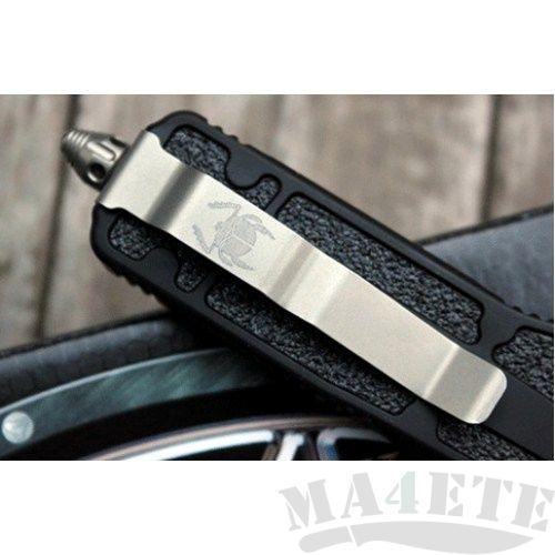картинка Автоматический выкидной нож Microtech QD Scarab T/E MT_179-10 от магазина ma4ete