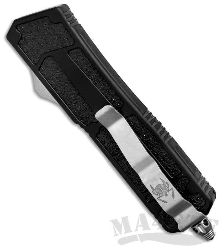 картинка Автоматический выкидной нож Microtech QD Scarab S/E MT_178-4 от магазина ma4ete