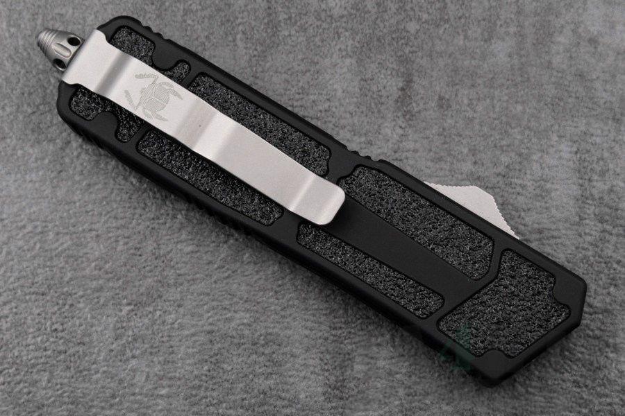 картинка Автоматический выкидной нож Microtech QD Scarab S/E MT_178-1 от магазина ma4ete