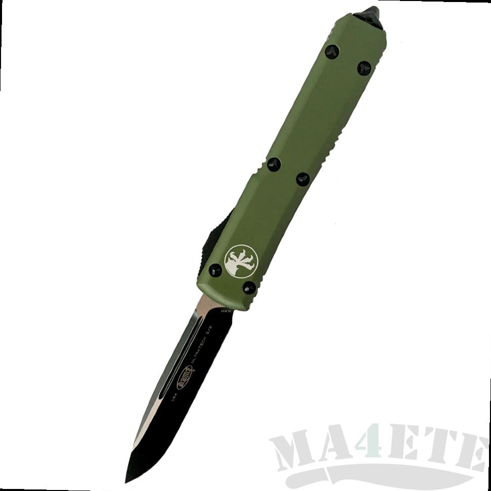 картинка Автоматический выкидной нож Microtech Ultratech S/E MT_121-1OD от магазина ma4ete