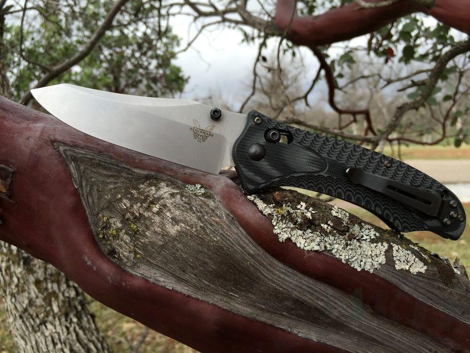 картинка Складной нож Benchmade Rift 950 от магазина ma4ete