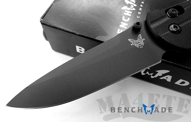 картинка Складной нож Benchmade Stryker II Black 908BK от магазина ma4ete