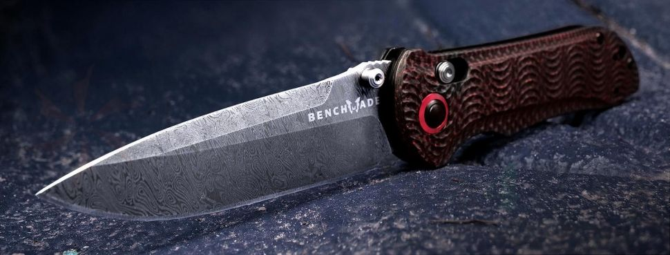 картинка Складной нож Benchmade Stryker II Gold Class 908-161 от магазина ma4ete