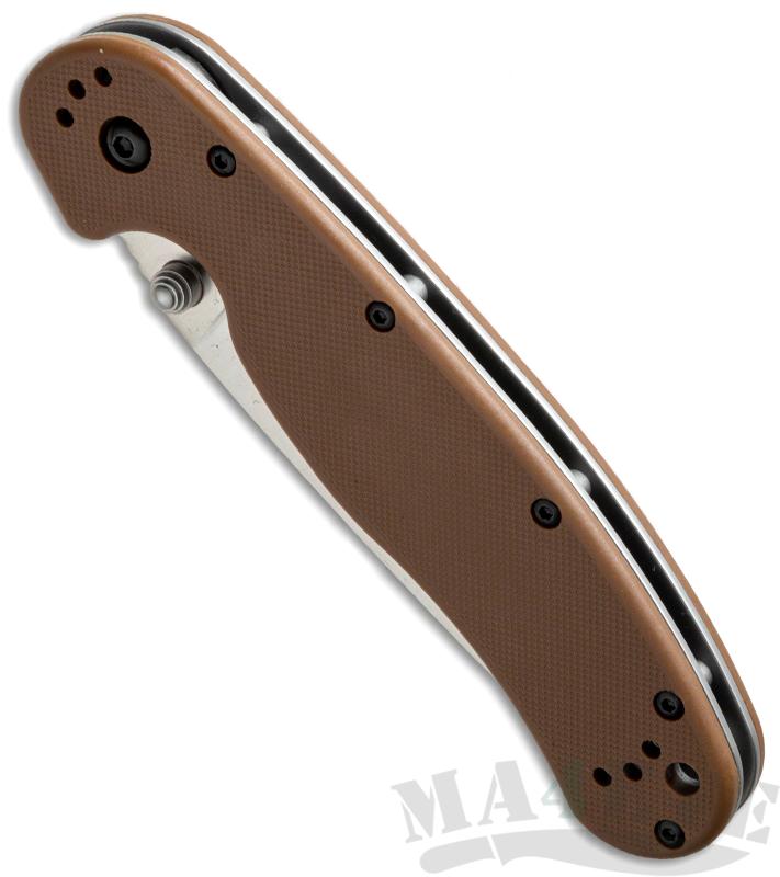 картинка Складной нож Ontario RAT-1 Coyote Brown 8848CB от магазина ma4ete