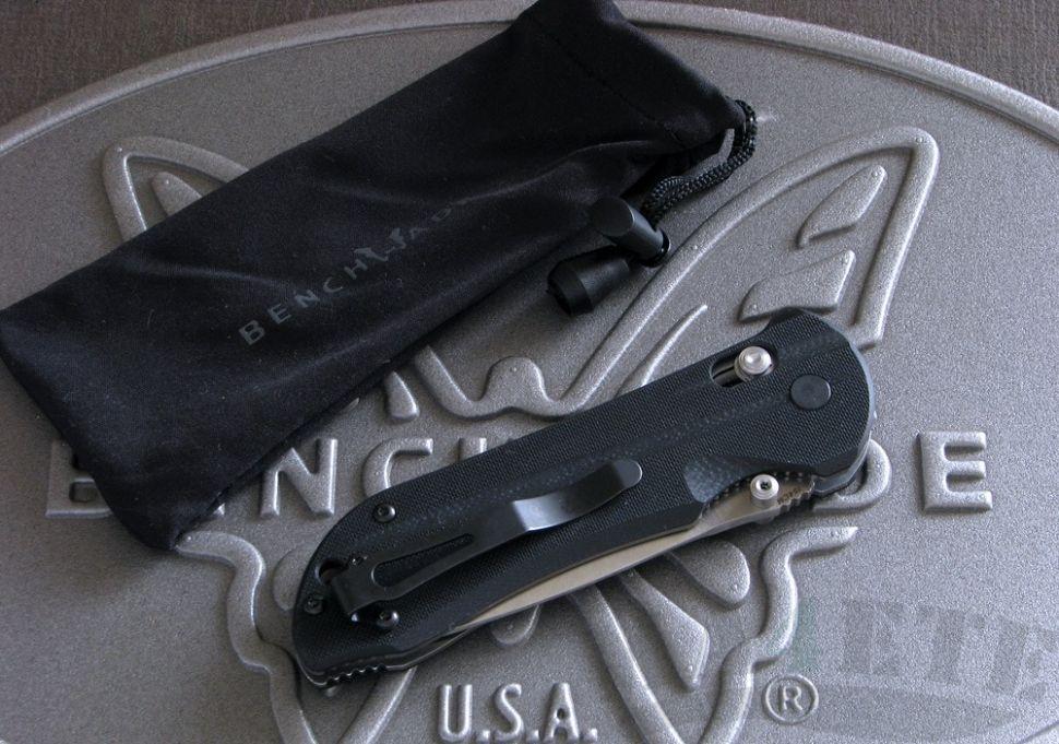 картинка Складной нож Benchmade Stryker II 908 от магазина ma4ete