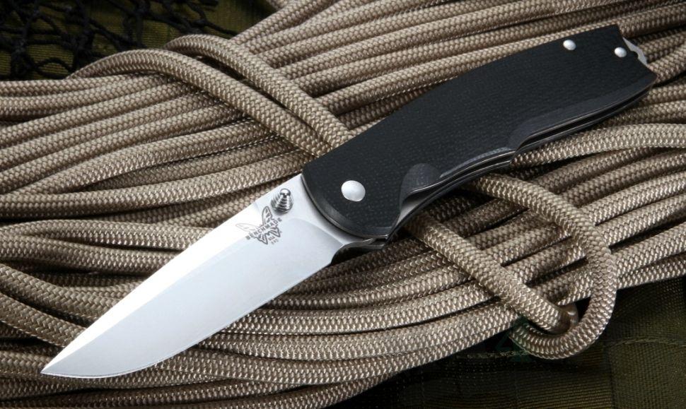 картинка Складной полуавтоматический нож Benchmade Torrent 890 от магазина ma4ete
