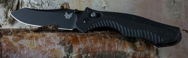 картинка Складной нож Benchmade Contego Black 810BK от магазина ma4ete