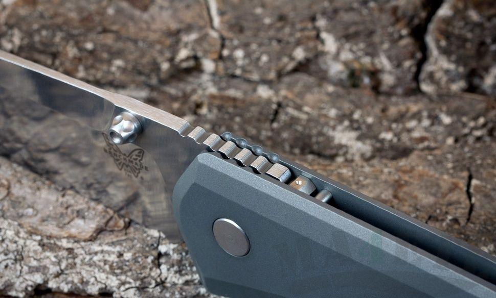 картинка Складной нож Benchmade 761 Ti Monolock от магазина ma4ete