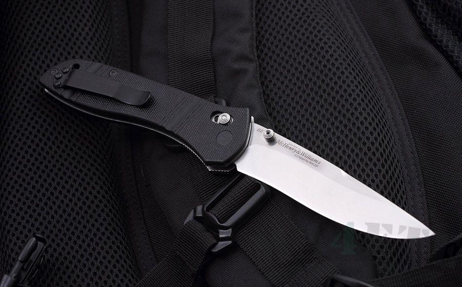 картинка Складной нож Benchmade McHenry & Williams 710D2 от магазина ma4ete