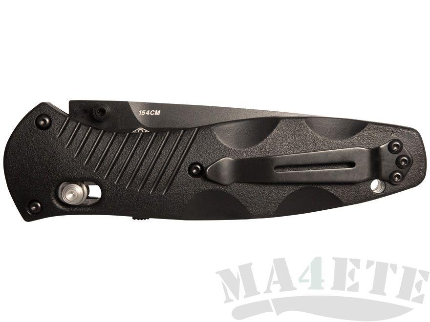 картинка Складной полуавтоматический нож Benchmade Barrage 580BK от магазина ma4ete