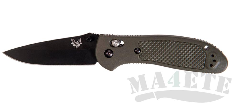 картинка Складной нож Benchmade Griptilian 551BKOD от магазина ma4ete