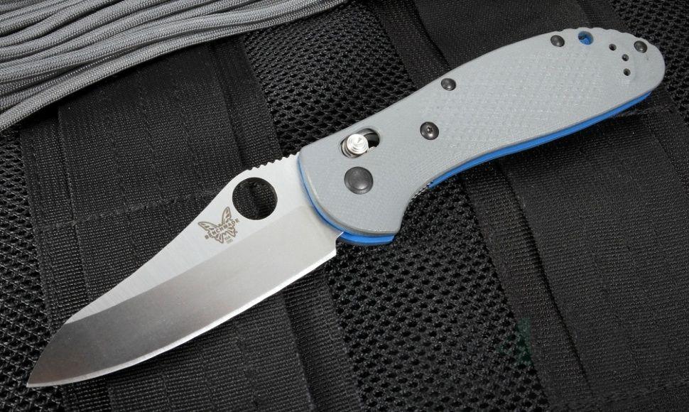 картинка Складной нож Benchmade Griptilian 550-1 от магазина ma4ete