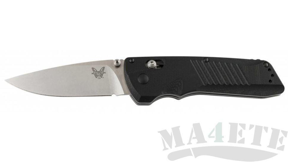 картинка Складной нож двойного действия Benchmade Serum AXIS Dual-Action Automatic 5400 от магазина ma4ete