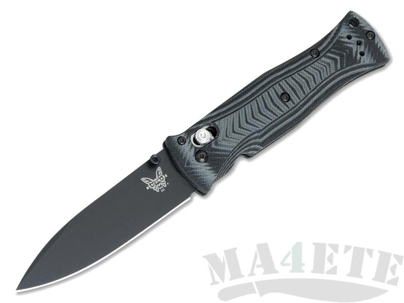 картинка Складной нож Benchmade Pardue Black 531BK от магазина ma4ete