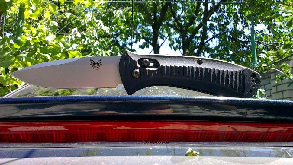 картинка Складной автоматический нож Benchmade Presidio 5000 от магазина ma4ete