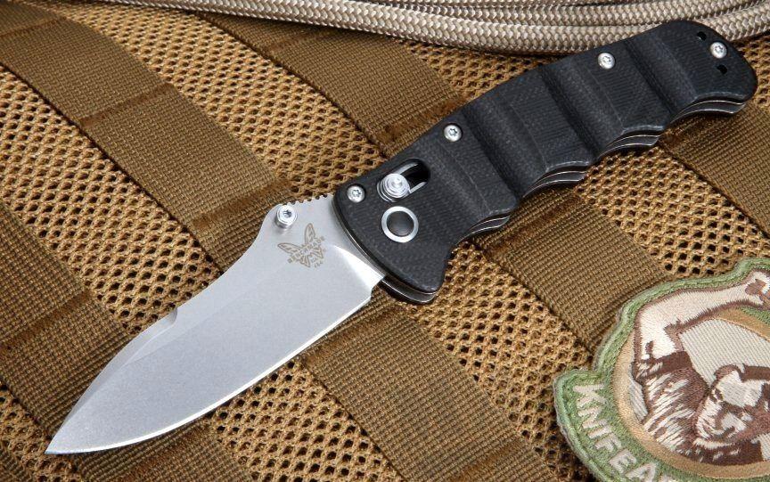 картинка Складной нож Benchmade Nakamura BM484 от магазина ma4ete