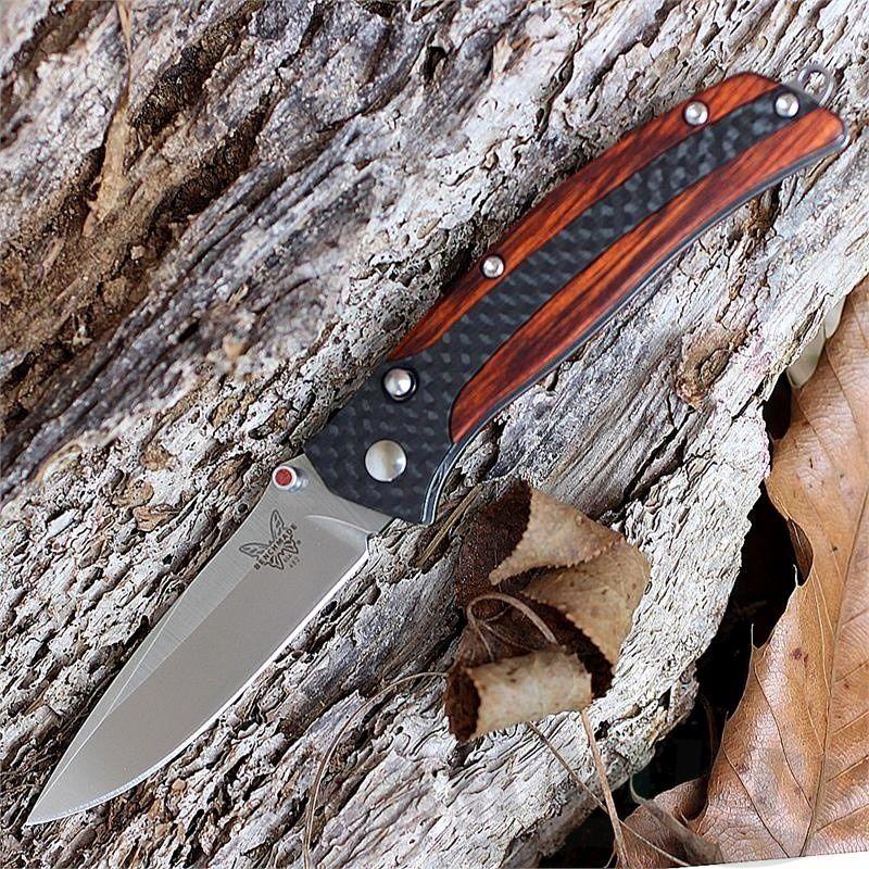 картинка Складной нож Benchmade Megumi BM482 от магазина ma4ete