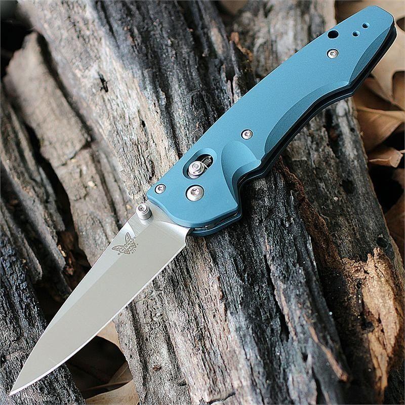 картинка Складной полуавтоматический нож Benchmade Emissary Aqua 477-1 от магазина ma4ete
