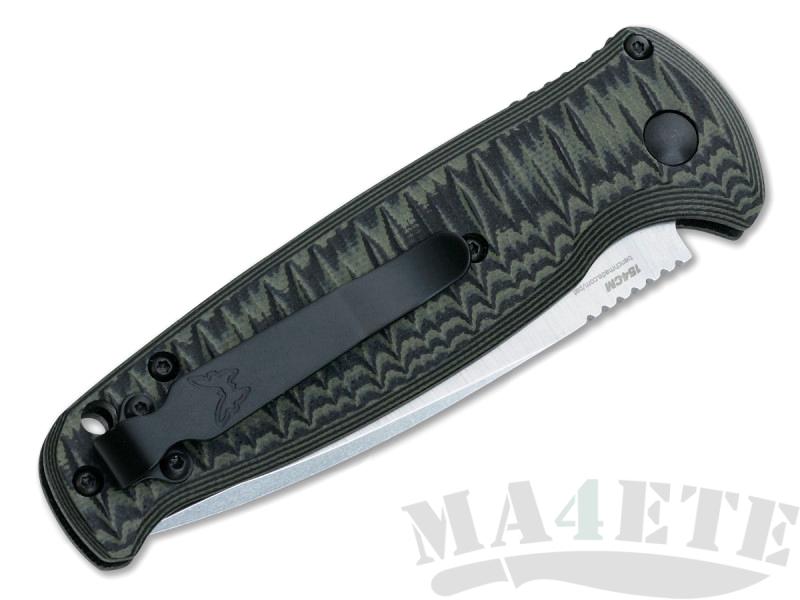 картинка Складной автоматический нож Benchmade CLA (Compact Lite Auto) 4300-1 от магазина ma4ete