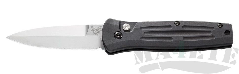картинка Складной автоматический нож Benchmade Stimulus Pardue BM3551 от магазина ma4ete