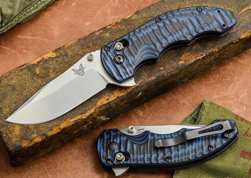 картинка Складной нож Benchmade Axis Flipper Ball 300-1 от магазина ma4ete